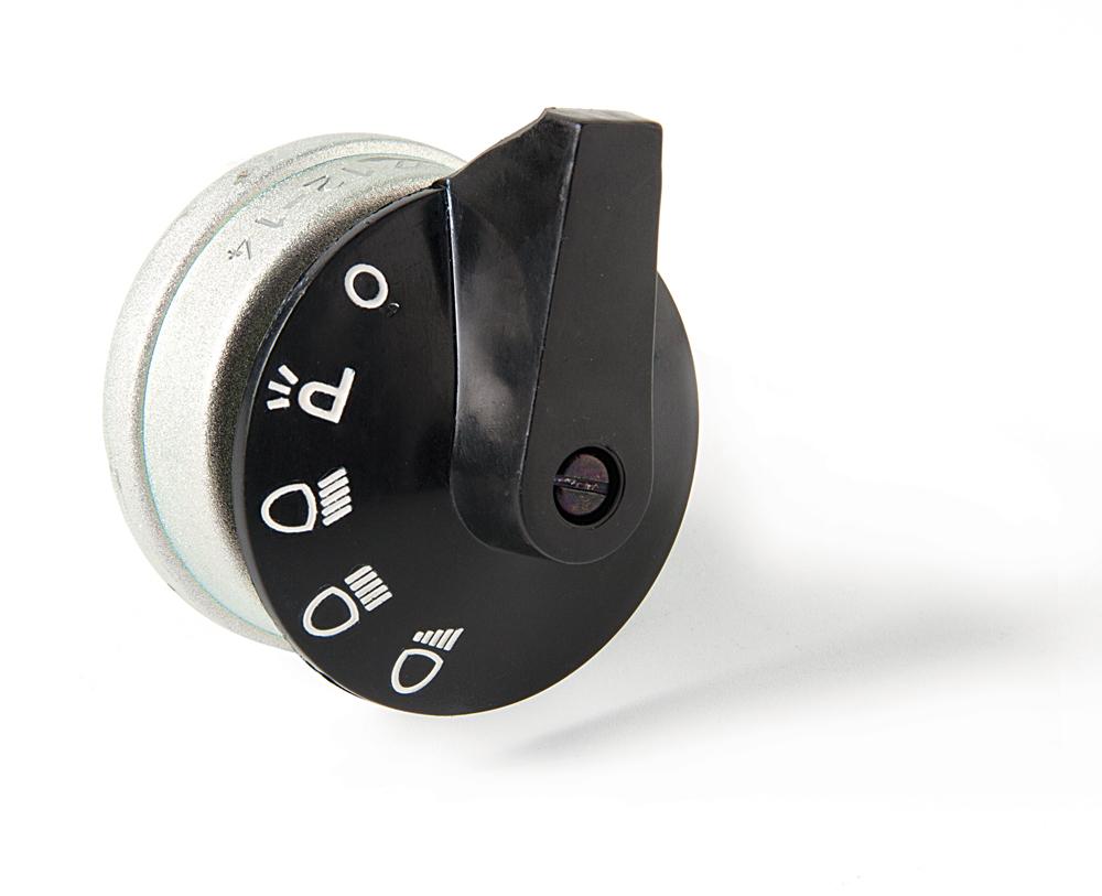 Light Switch With Knob